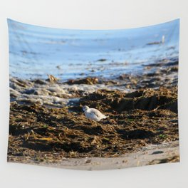 At the beach 8 Wall Tapestry