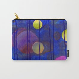 blue sphere Carry-All Pouch