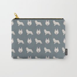 Berger Blanc Suisse Dog Carry-All Pouch