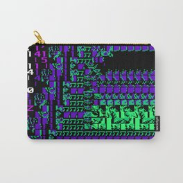 Mania Carry-All Pouch