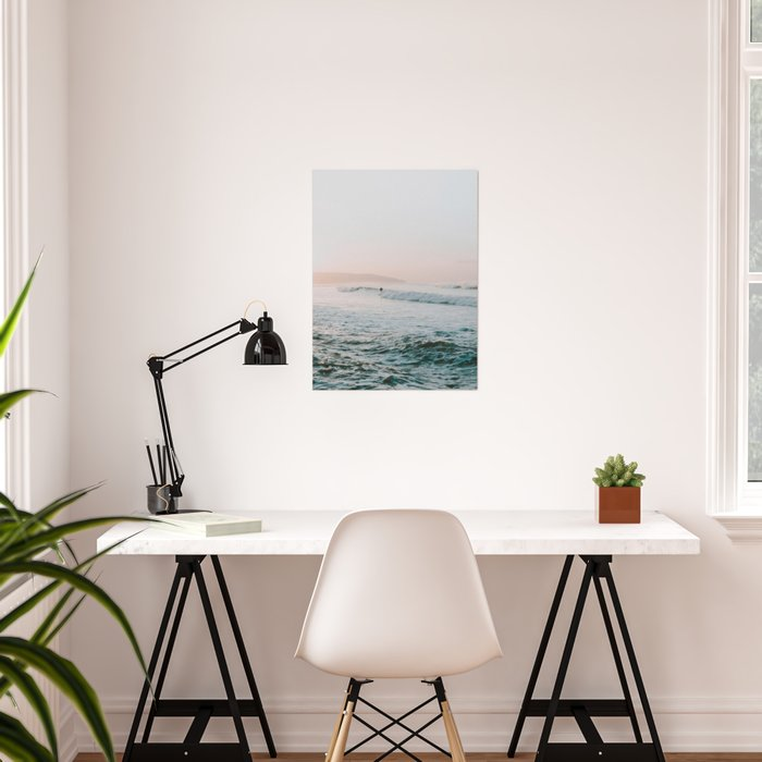 summer waves Poster