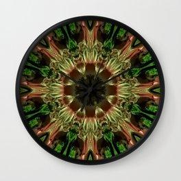Wholeness Wall Clock
