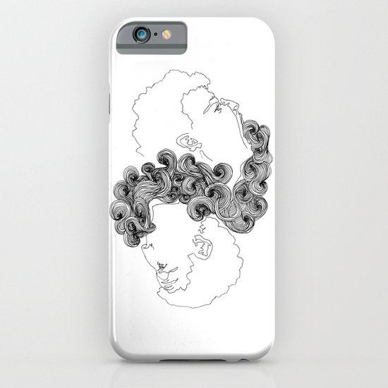 Between Poles II iPhone & iPod Case