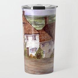 Golden Hill, Shaftesbury Travel Mug
