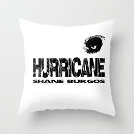 """Hurricane"" Throw Pillow"