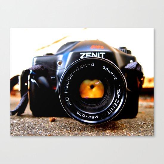 Zenit Canvas Print