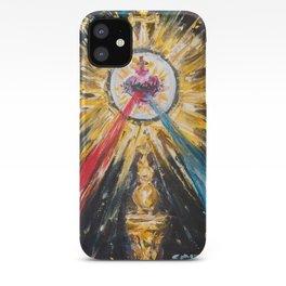 Divine Mercy II iPhone Case