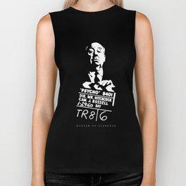 Alfred Hitchcock Master of Suspense Movie Psycho Biker Tank