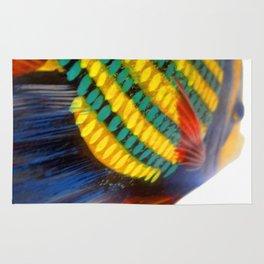 Painted Angel Rug