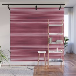 Abstraction Serenity in Rose Wall Mural