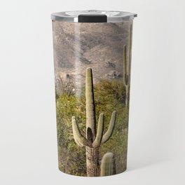 Scenes from Arizona, No. 2 Travel Mug