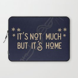 But Its Home Potter Claw Laptop Sleeve