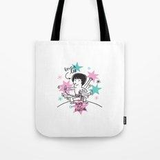 Everybody is Kung Fu Fighting Tote Bag