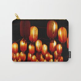chinese paper lanterns Carry-All Pouch