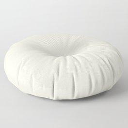 Pratt and Lambert 2019 Gray Mist Off White 14-32 Solid Color Floor Pillow