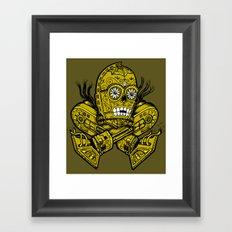 CatriPO Framed Art Print