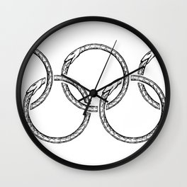 end games Wall Clock
