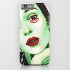 Close Up 2 iPhone 6s Slim Case