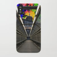 Tunnel Vision iPhone X Slim Case