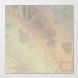 future fantasy dunes Canvas Print