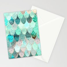 SUMMER MERMAID Stationery Cards