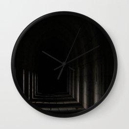 Way of Darkness Wall Clock