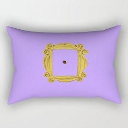 Friends Peephole Rectangular Pillow