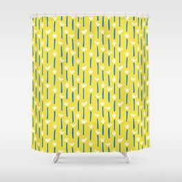 Geometrical Matisse 2 Shower Curtain