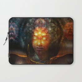 Eyes Of The Beholder Laptop Sleeve