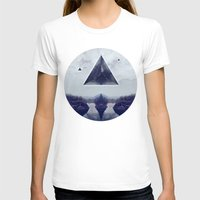 silence of the lambs T-shirts featuring silence by Peg Essert