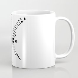 There's No Place To Go (And There's No Need) Coffee Mug