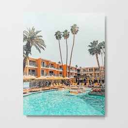 Hotel Tropicana #photography #travel Metal Print