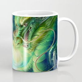 Four Symbols-Azure Dragon Coffee Mug