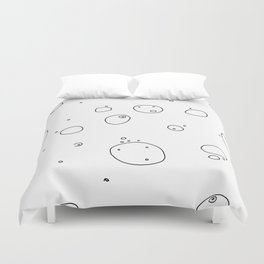 Space Duvet Cover
