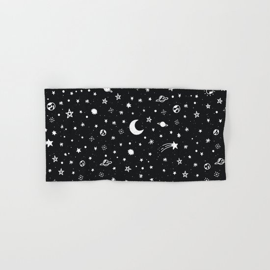 Cosmic Hand & Bath Towel