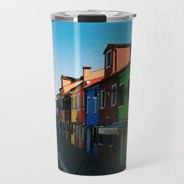 Venice Print Set, Venice Wall Art, Italy Photography Gallery Wall, Europe Wall Art, Europe Decor 5x5 Travel Mug