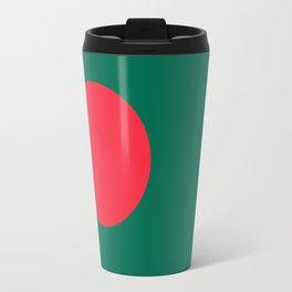 Flag of Bangladesh, High Quality Image Travel Mug