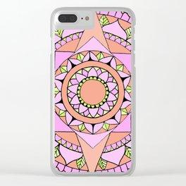 Sakuraa. Clear iPhone Case