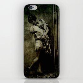 Discretion iPhone Skin
