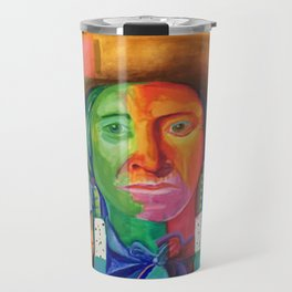 Cowboy Indian Travel Mug