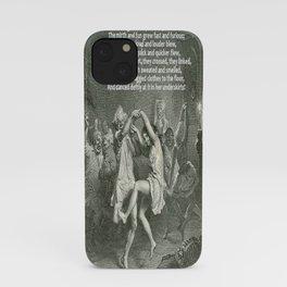 Tam O'Shanter Burns Night Celebrations iPhone Case