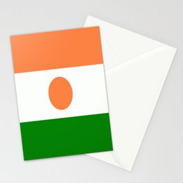 Flag of Niger Stationery Cards