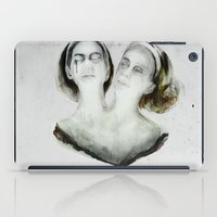 ahs iPad Cases featuring Bette and Dot Tattler by beart24