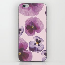 Summertime Sadness iPhone Skin