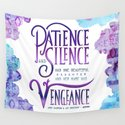 PATIENCE AND SILENCE by catarinadesigns