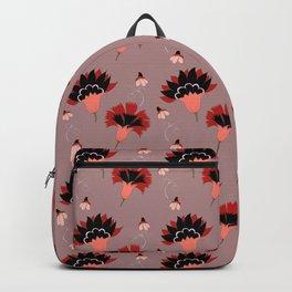 Coral Vintage Backpack