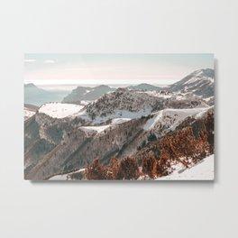 mountains of Italy #society6 #decor #buyart Metal Print