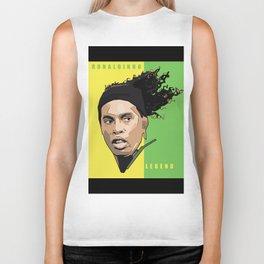 Ronaldinho - Legend Biker Tank