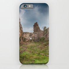 Belogradchik Rocks and Fortress'entrance, Bulgaria iPhone 6s Slim Case