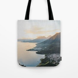 Lake Atitlán II, Guatemala Tote Bag